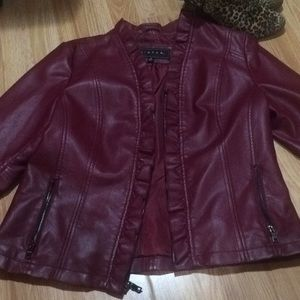 Maroon Jacket! For Sale